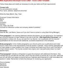 front end developer cover letter