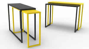 briz extending console table contract furniture store