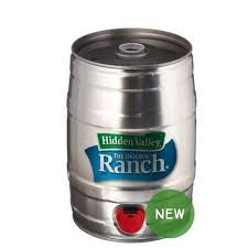 nothing says merry like a keg of ranch dressing news ok