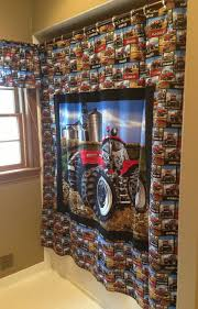 international harvester home decor case ih magnum tractor shower curtain for the bathroom tractor