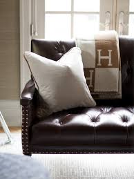 Hermes Home Decor Interiors By Alice Lane Home Collection Man U0027s Office Tufted