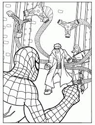 coloring spiderman coloring pages 16349 bestofcoloring