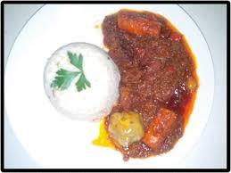 cuisine dinde sauce tomate dinde fumee au riz africana cuisine recipes