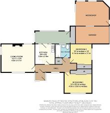 2 bedroom bungalow for sale in banbury road ettington stratford