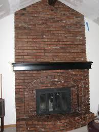 Brick Fireplace Paint Colors - paint colors that go with brick fireplace home design ideas