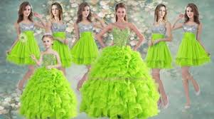 quinceanera package high quality dresses