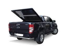 Ford Ranger Truck Cover - evo330 upstone aluminium tonneau cover ford ranger double cab