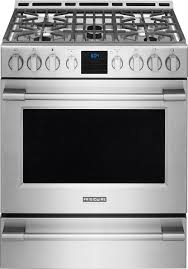 Frigidaire Gas Cooktops Frigidaire Professional Smudge Proof Stainless Steel Gas Kitchen