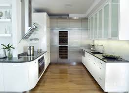 dream kitchen a sleek blend of high gloss cabinetry and