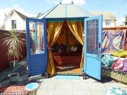 amazing she sheds a woman u0027s answer to the man cave diy shed