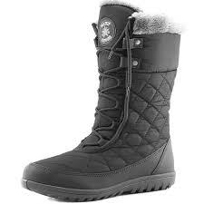 s boots comfort s comfort toe mid calf flat ankle high eskimo winter