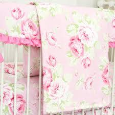 Shabby Chic Baby Bedding For Girls by Shabby Chic Roses Baby Blanket Caden Lane