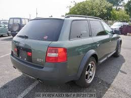 audi allroad 2003 used 2003 audi allroad gh 4bbesf for sale bf257281 be forward