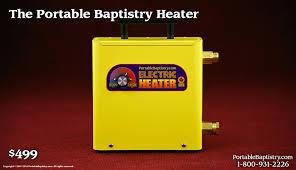 baptistry heater portable baptistry heater church baptistry baptistery heaters