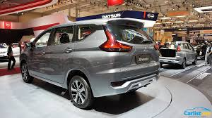 mitsubishi crossover interior jakarta 2017 mitsubishi to export xpander mpv to malaysia in 2018
