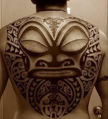 exclusive tattoo designs tiki god tattoo meaning