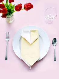 3 modern napkin folding techniques everyone should know kitchn