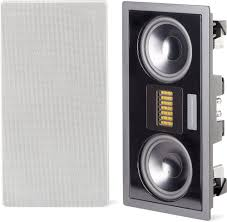crutchfield home theater martinlogan axis in wall multi purpose home theater speaker at