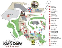Knoxville Tennessee Map by Knoxville Zoo Maplets