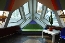 House Design Image Inside The Curious Cubic Houses Of Rotterdam