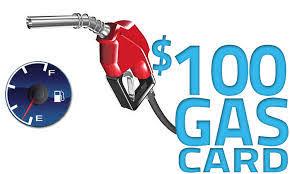 100 tdo gas card