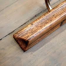 Oak Banister Rails Oak Hand Rails The Architectural Forum
