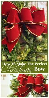 best 25 christmas bows ideas on pinterest diy christmas bow