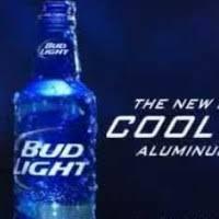 Bud Light Aluminum Bottle Bud Light Cool Twist Reclosable Aluminum Bottle U2013 Super Bowl