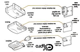 10m ultra thin telephone broadband adsl model fax landline bt