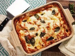 a summer vegetable lasagna that u0027s light but not too light