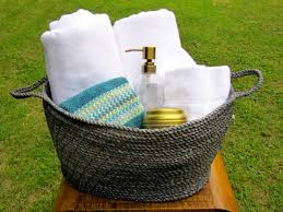 bathroom gift basket ideas gift basket ideas with bath towels bathroom ideas
