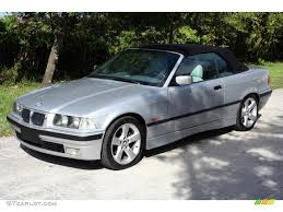 bmw 328i convertible 1998 1998 arctic silver metallic bmw 3 series 323i convertible