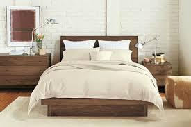 Room And Board Bed Frame Knockout Knockoffs Room Board Hudson Bedroom The Krazy
