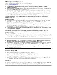 Food Industry Resume Examples by Resume Sales Borland