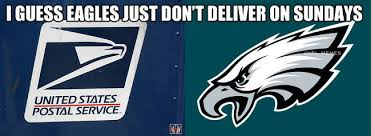 Funny Eagles Meme - eagles don t deliver on sundays weknowmemes