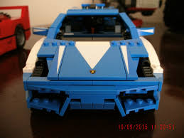lego lamborghini gallardo lego racers 8214 lamborghini gallardo lp560 4 polizia flickr
