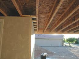 How To Build A Wooden Awning How To Build Wood Awnings