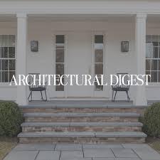 the westport modern farmhouse in architectural digest u2014 chango u0026 co