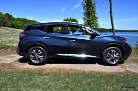 nissan murano off road 2015 nissan murano review