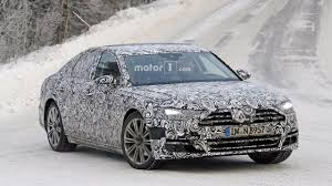 2018 audi a8 spy photos motor1 com photos