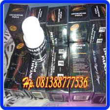 lintah hitam papua asli harga grosir toko obat murah