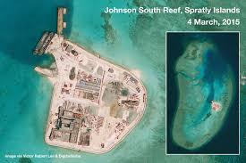 Spratly Islands Map China U0027s New Military Installations In The Spratly Islands