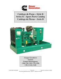 catálogo de peças u2013 série b series b u2013 spare parts catalog