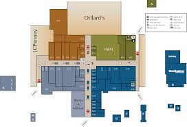 The Avenues Mall Map Mall Directory Green Tree Mall