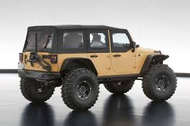 safari jeep wrangler jeep makes six concepts for the 47th annual moab easter safari