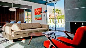 Eichler Models A New Crop Of Eichlers Rises In Palm Springs The Mecca Of