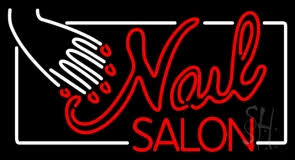 nails neon signs every thing neon