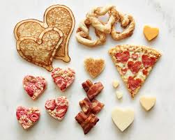 valentines day for food network heart shaped foods for s day