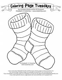 fox in socks coloring page for itgod me