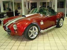 mustang cobra 1965 1965 used shelby cobra replica sold at dixie cars serving